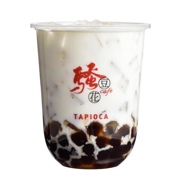 台湾式黒糖タピオカミルク