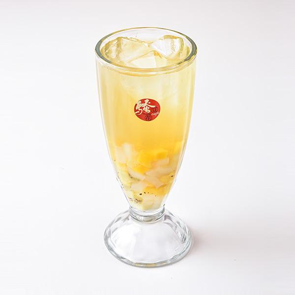 マンゴーキウイ青茶