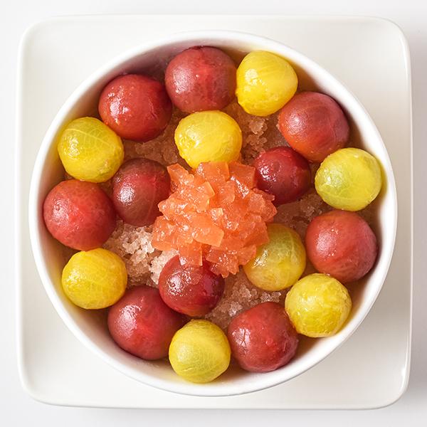 トマト豆花